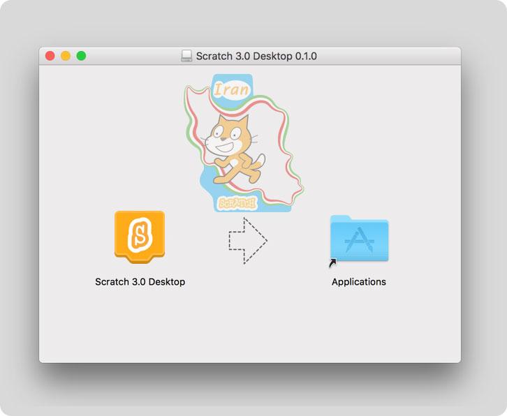 دانلود اسکرچ و آموزش نصب اسکرچ در مک و لپ تاپ اپل
