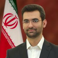 محمد جواد آذری جهرمی وزیر فناوری اطلاعات و ارتباطات